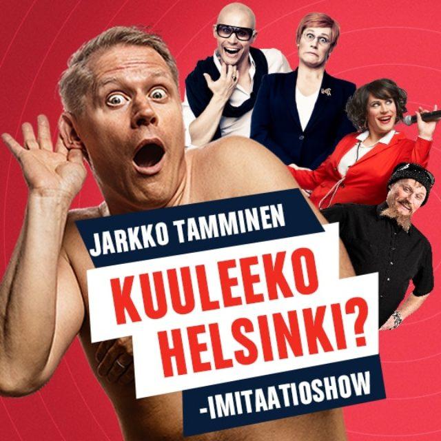 Kuuleeko Helsinki? -imitaatioshow